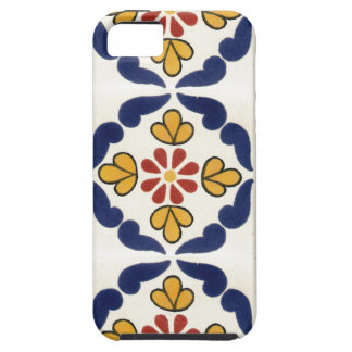 Mexican Talavera Tile iPhone 5 Covers