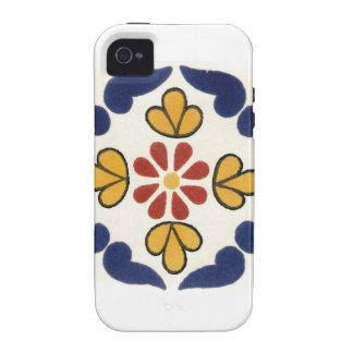 Mexican Talavera Tile iPhone 4/4S Cover