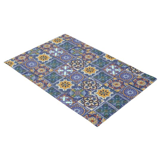 Mexican Talavera Tiles Doormat
