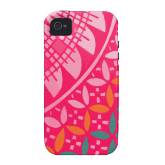 Mexican Textile landlord Vibe iPhone 4 Covers