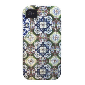 Mexican Tile design iPhone 4 Cases