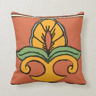 Mexican Tiles Design Cushion