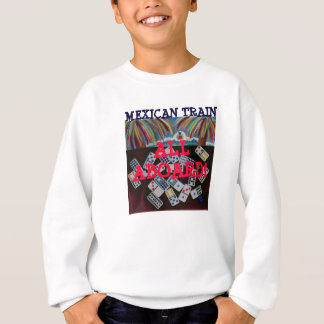 MEXICAN TRAIN GAME - SWEATSHIRT