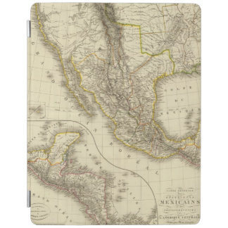 Mexican United States, Central America iPad Cover