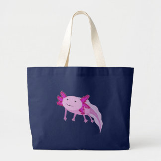 Mexican Walking Fish Large Tote Bag