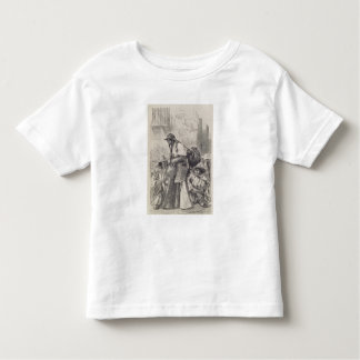 Mexican Water-Carrier Toddler T-Shirt