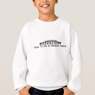 Mexican Wave Sweatshirt