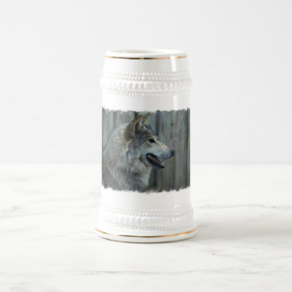 Mexican Wolf Beer Stein