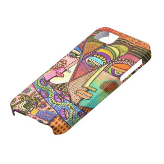 Mexican Woman - Talavera - iPhone iPhone 5 Cases