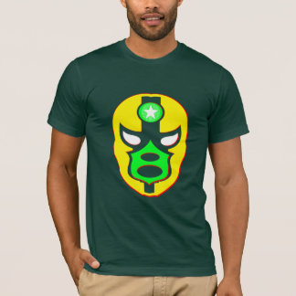 Mexican Wrestler Mask T-Shirt