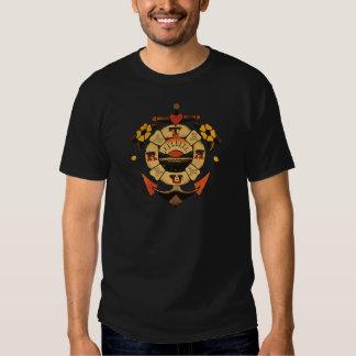 Mexicana anchors tshirt