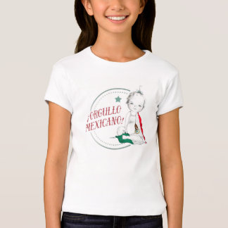 Mexicana Fitted Babydoll T-Shirt