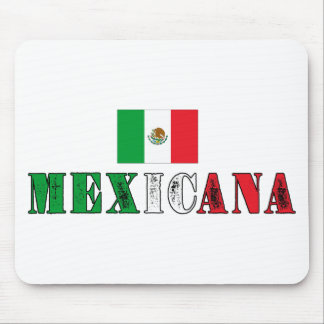 Mexicana Mouse Pad