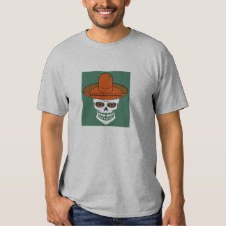 MEXICANA SKULL SHIRTS