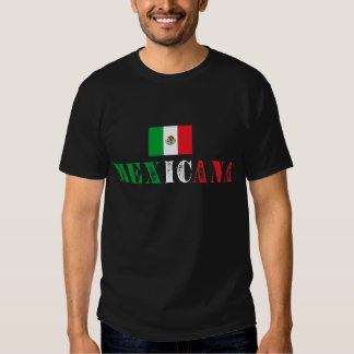 Mexicana Tees