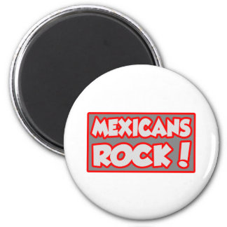 Mexicans Rock! Magnets