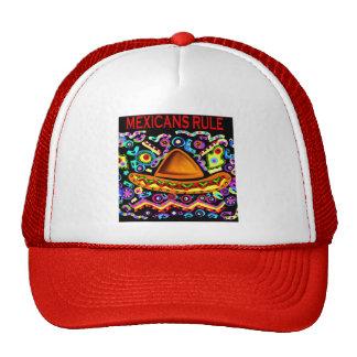 MEXICANS RULE CAP