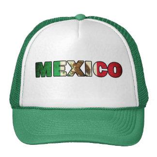 Mexico 003 hats