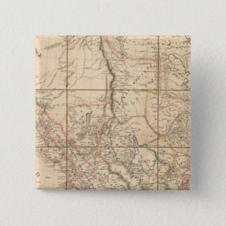 Mexico 11 15 cm square badge