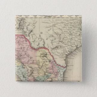 Mexico 2 15 cm square badge
