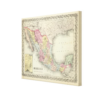 Mexico 2 canvas print