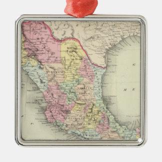 Mexico 3 christmas ornament