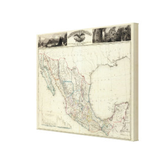 Mexico 4 canvas print