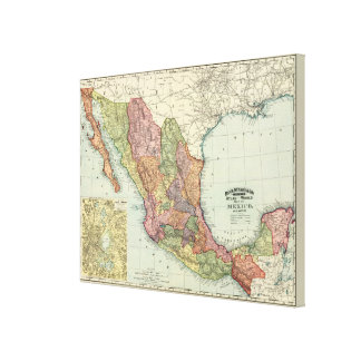 Mexico 5 canvas print