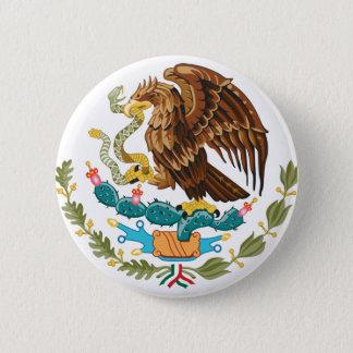 Mexico 6 Cm Round Badge