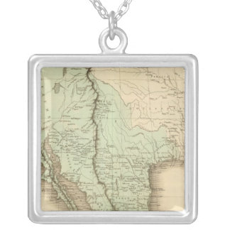 Mexico 6 silver plated necklace
