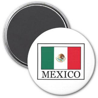 Mexico 7.5 Cm Round Magnet