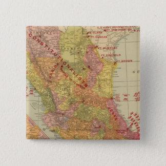 Mexico 9 15 cm square badge