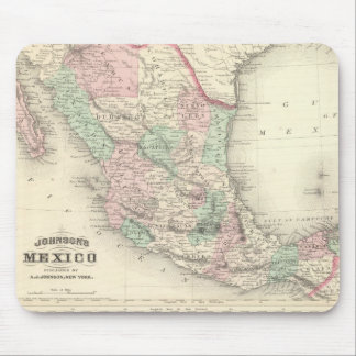 Mexico and Central America 2 Mouse Mat