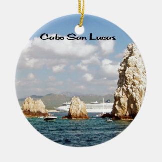 Mexico and Central America Christmas Ornament