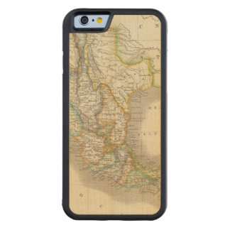 Mexico and Guatamala Carved Maple iPhone 6 Bumper Case