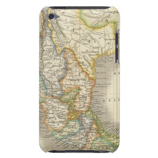 Mexico and Guatamala iPod Touch Case-Mate Case