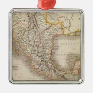 Mexico and Guatemala 2 Christmas Ornament