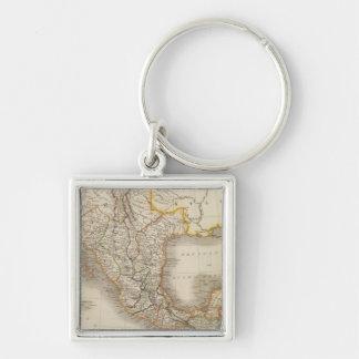 Mexico and Guatemala 2 Key Ring