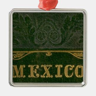Mexico and Guatemala Christmas Ornament