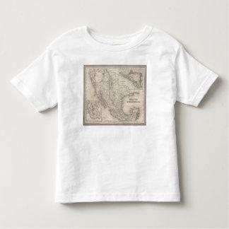 Mexico and Guatemala Toddler T-Shirt