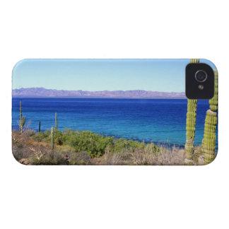 Mexico, Baja California Sur, Mulege, Bahia 2 iPhone 4 Cases