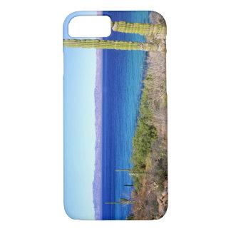 Mexico, Baja California Sur, Mulege, Bahia 2 iPhone 8/7 Case