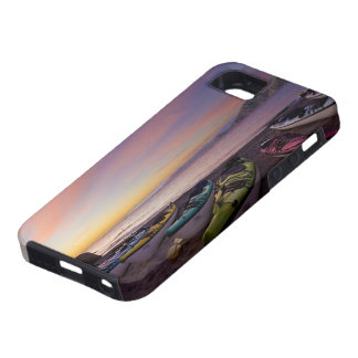 Mexico Baja Sea of Cortez Sea kayaks and iPhone 5 Case