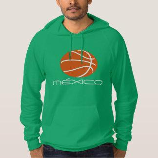 MÉXICO BASKETBALL HOODIE