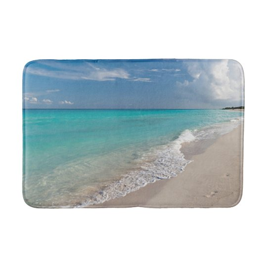 Mexico Beach Bathmat Bath Mats