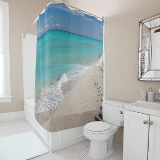 Mexico Beach Shower Curtain