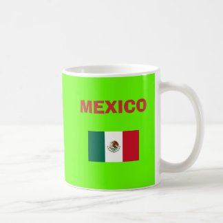 MEXICO* & Bold MX Cup Mugs