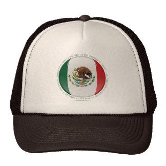 Mexico Bubble Flag Cap