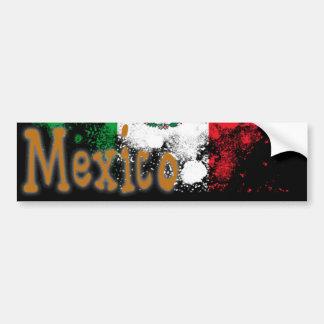 Mexico Bumper Stickers