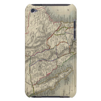 Mexico, California and Texas iPod Touch Case
